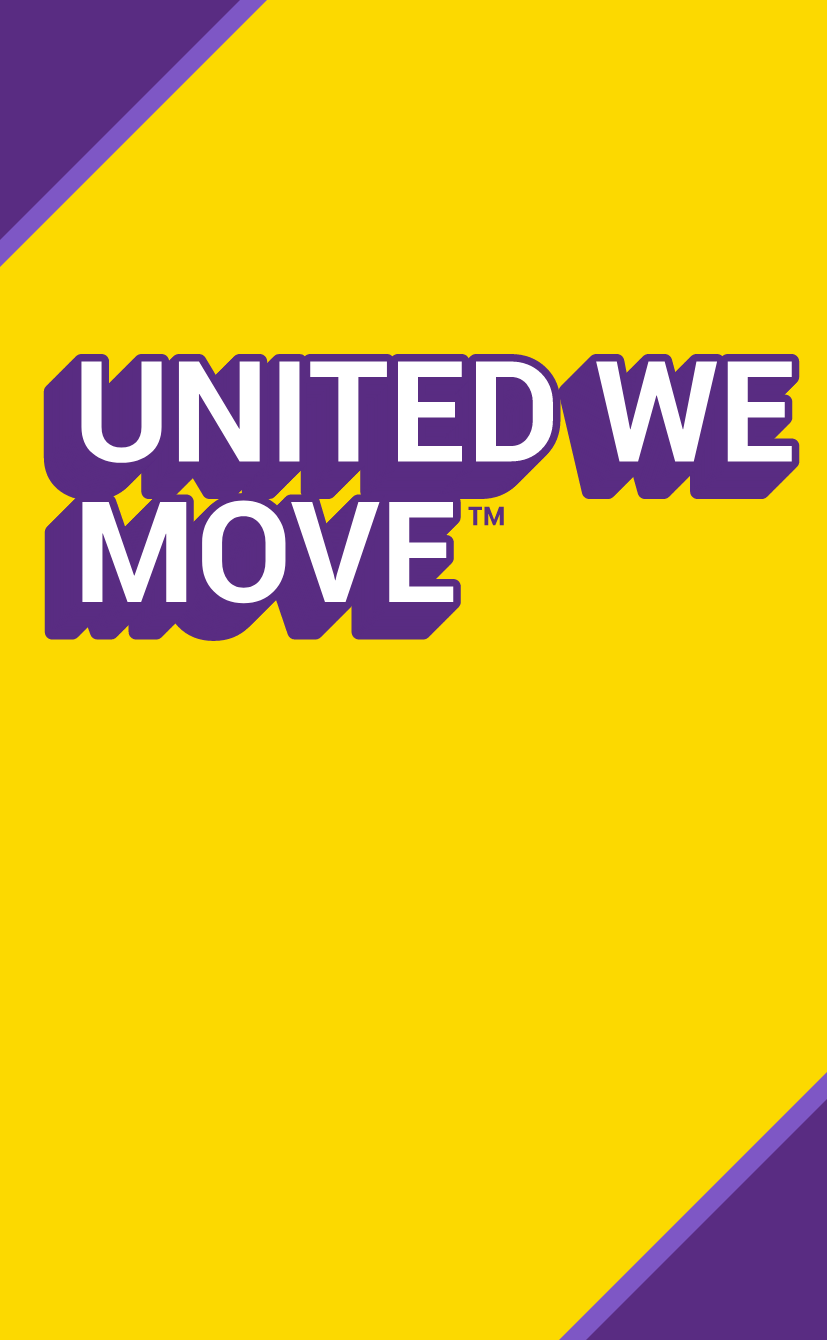 United We Move Logo