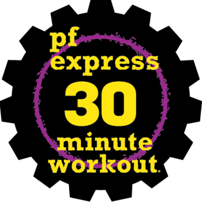 PF Express 30 minute workout logo