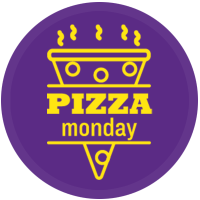 Pizza Monday logo